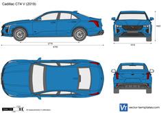 Cadillac CT4 V