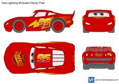 Cars Lightning McQueen Disney Pixar
