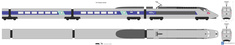 TGV Reseau trainset