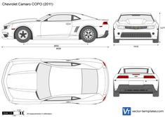 Chevrolet Camaro COPO