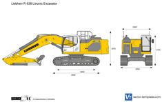 Liebherr R 938 Litronic Excavator