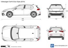 Volkswagen Golf VIII 5-Door Style