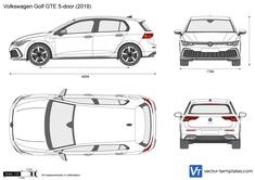 Volkswagen Golf VIII GTE 5-door