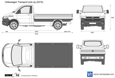 Volkswagen Transport pick-up