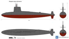 Skipjack-class submarine