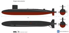 Sturgeon-class submarine