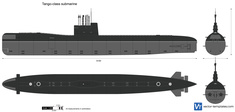 Tango-class submarine