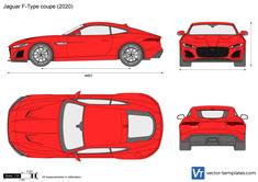 Jaguar F-Type coupe