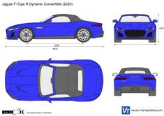 Jaguar F-Type R Dynamic Convertible