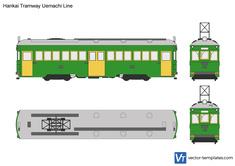 Hankai Tramway Uemachi Line