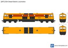 [SRT] GEA Diesel Electric Locomotive