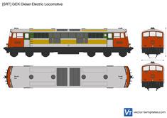 [SRT] GEK Diesel Electric Locomotive