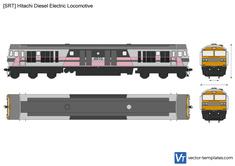 [SRT] Hitachi Diesel Electric Locomotive