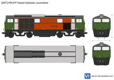 [SRT] KRUPP Diesel Hydraulic Locomotive