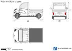 Aixam D-Truck pick-up