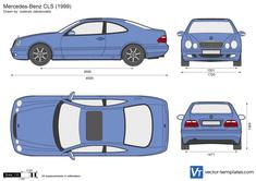 Mercedes-Benz CLK C208