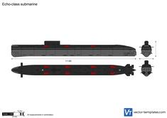 Echo-class submarine
