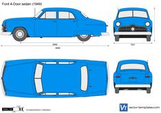 Ford 4-Door sedan