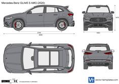 Mercedes-Benz GLA45 S AMG