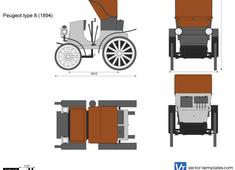 Peugeot type 8