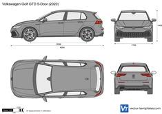 Volkswagen Golf GTD 5-Door VIII
