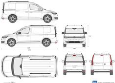Volkswagen Caddy L2H1