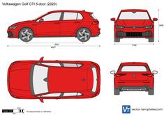 Volkswagen Golf GTI 5-door VIII