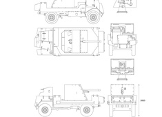 AEC Mk I Gun Carrier Deacon