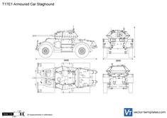 T17E1 Armoured Car Staghound