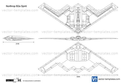 Northrop B2a spirit