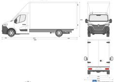 Renault Master Box Van L2