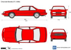Chevrolet Beretta GT