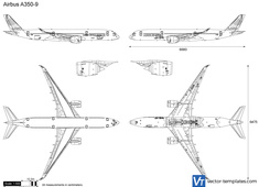 Airbus A350-9