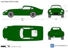 Aston Martin DP215 Le Mans