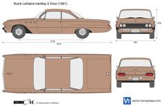 Buick LeSabre hardtop 2-Door