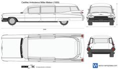 Cadillac Ambulance Miller-Meteor