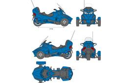 BRP Can-Am Spyder RT