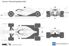 Formula 1 Technical Regulations 2020