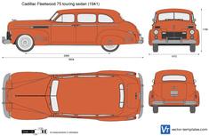 Cadillac Fleetwood 75 touring sedan