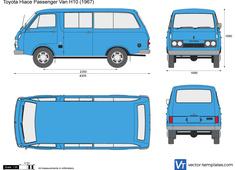 Toyota Hiace Passenger Van H10