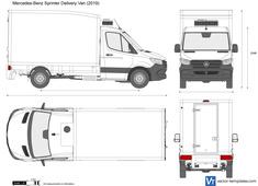 Mercedes-Benz Sprinter Delivery Van