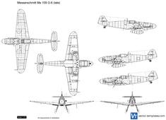 Messerschmitt Me 109 G-6 (late)