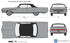 Buick Electra 225 Sport Coupe