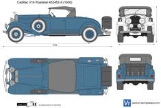 Cadillac V16 Roadster 452452-A