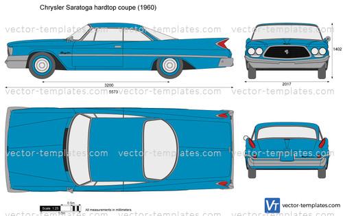 Chrysler Saratoga hardtop coupe
