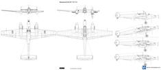 Messerschmitt Bf 110 F-4