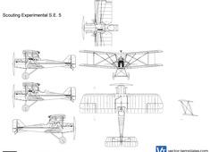 Scouting Experimental S.E. 5