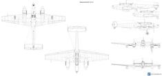 Messerschmitt Bf 110 E-2