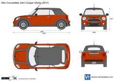 Mini Cabrio John Cooper Works