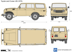 Toyota Land Cruiser J50